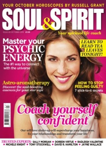 Soul & Spirit October 2015 Cover